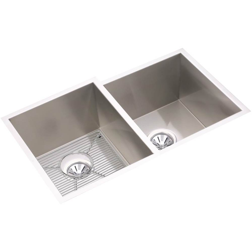 Elkay Undermount Kitchen Sinks item EFRU312010RDBG