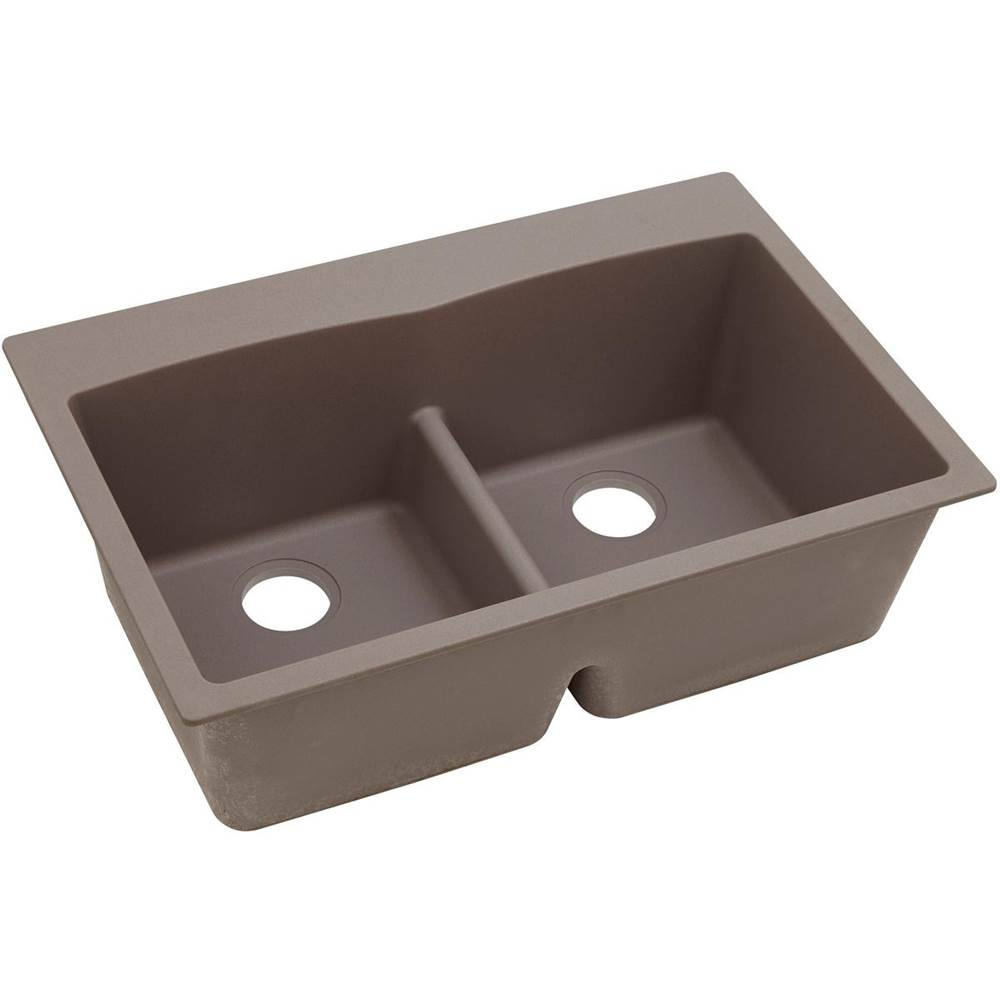 Elkay Drop In Kitchen Sinks item ELGDLB3322GR0