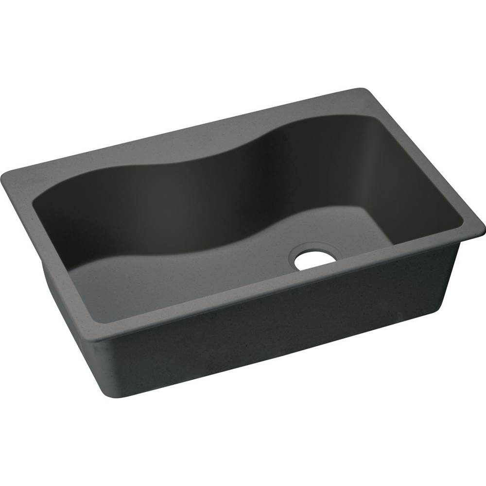 Elkay Drop In Kitchen Sinks item ELGS3322RBK0