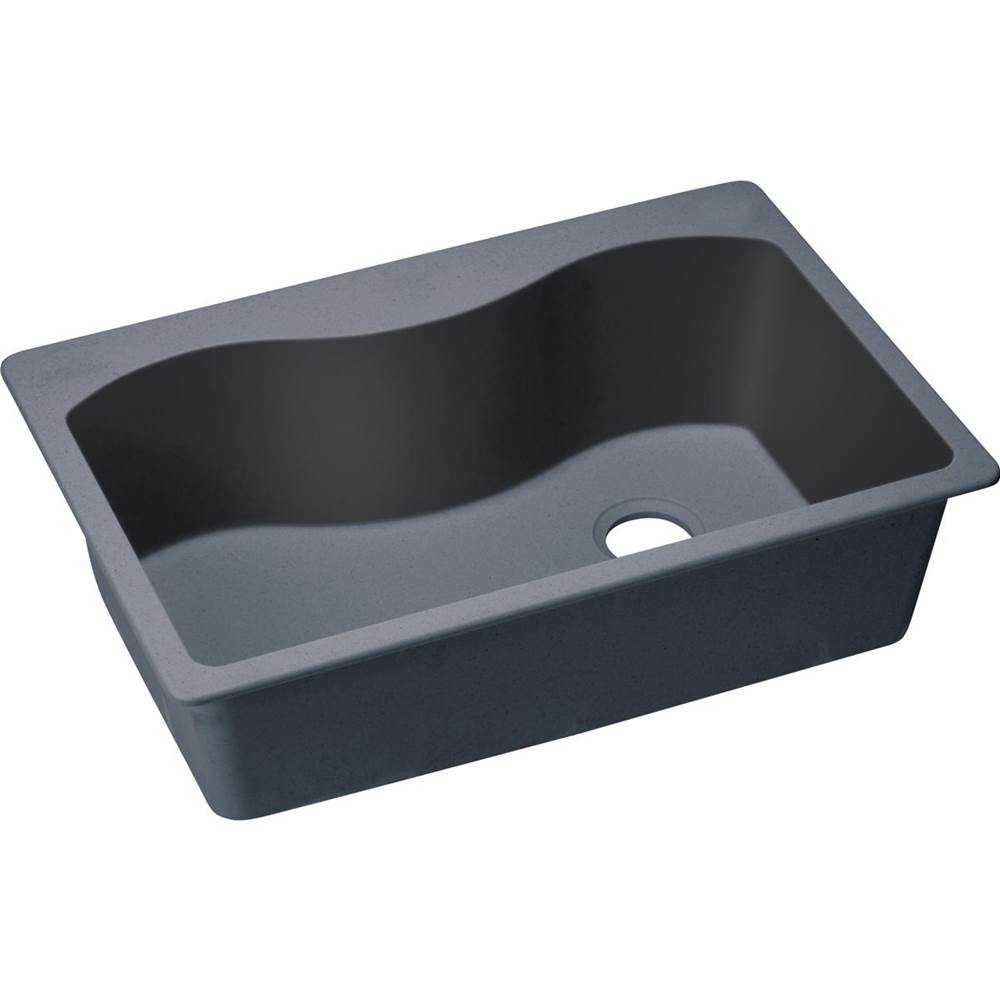 Elkay Drop In Kitchen Sinks item ELGS3322RGY0