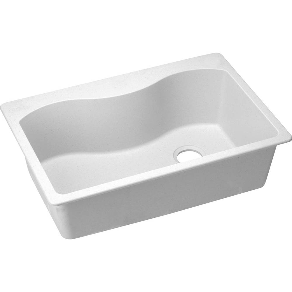Elkay Drop In Kitchen Sinks item ELGS3322RWH0