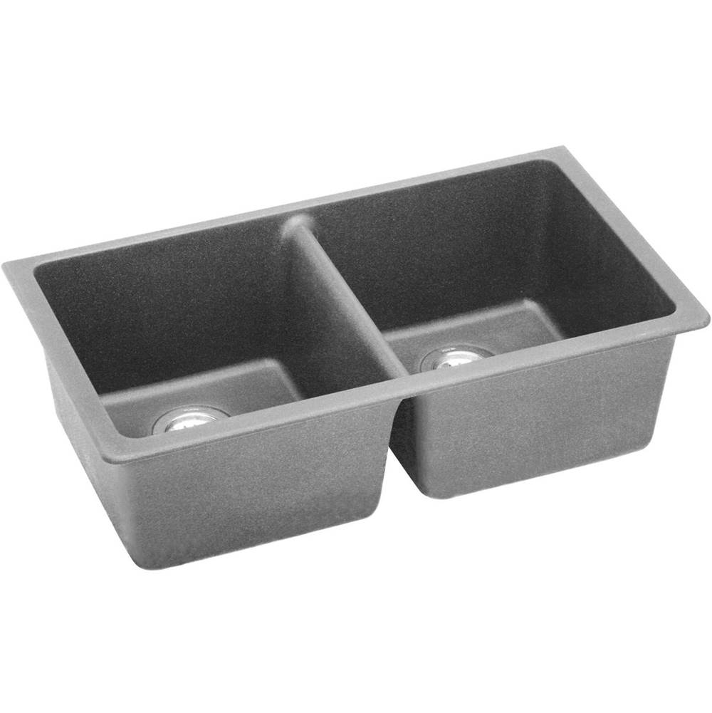 Elkay Drop In Kitchen Sinks item ELGU3322GS0