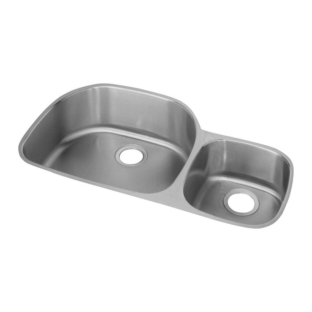 Elkay Undermount Kitchen Sinks item ELUH362110R