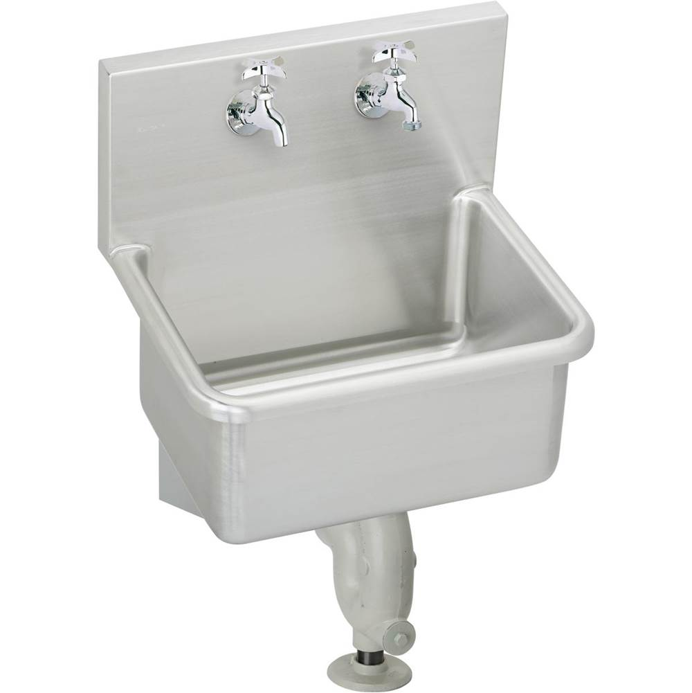 Elkay Wall Mount Laundry And Utility Sinks item ESS2118C