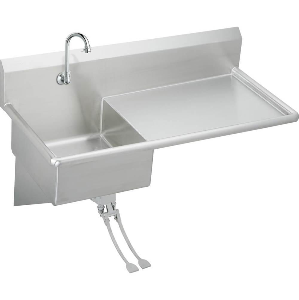 Elkay Wall Mount Laundry And Utility Sinks item ESS4924RFC
