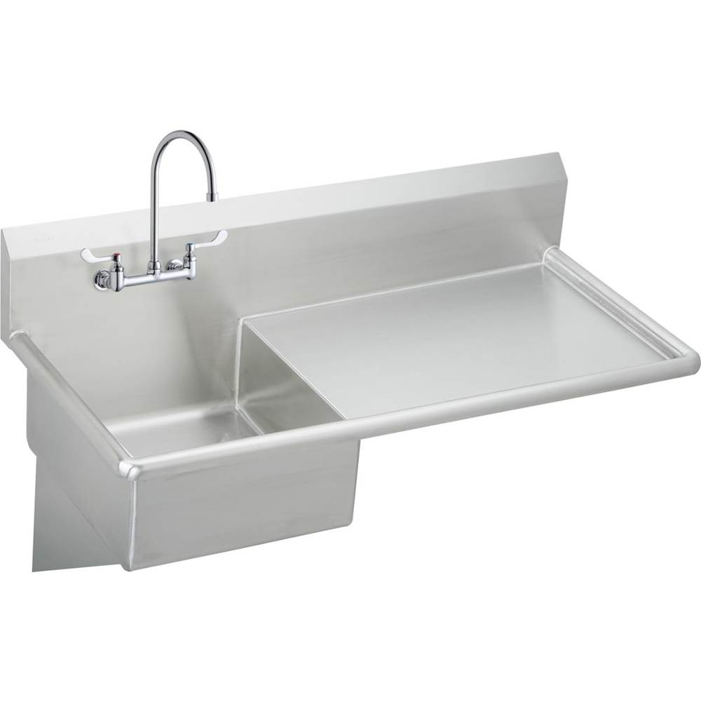 Elkay Wall Mount Laundry And Utility Sinks item ESS4924RW4C