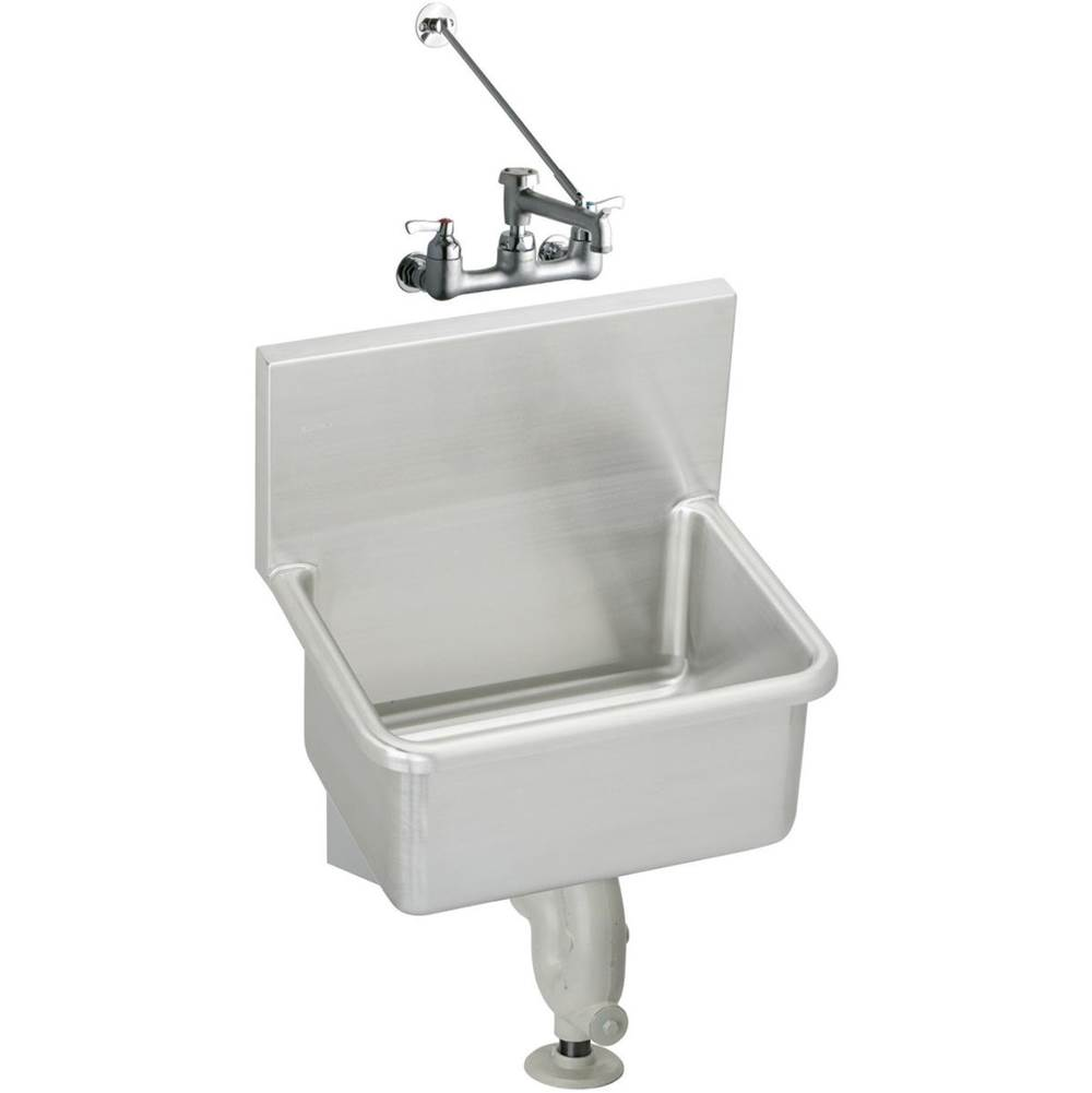 Elkay Wall Mount Laundry And Utility Sinks item ESSW2118C