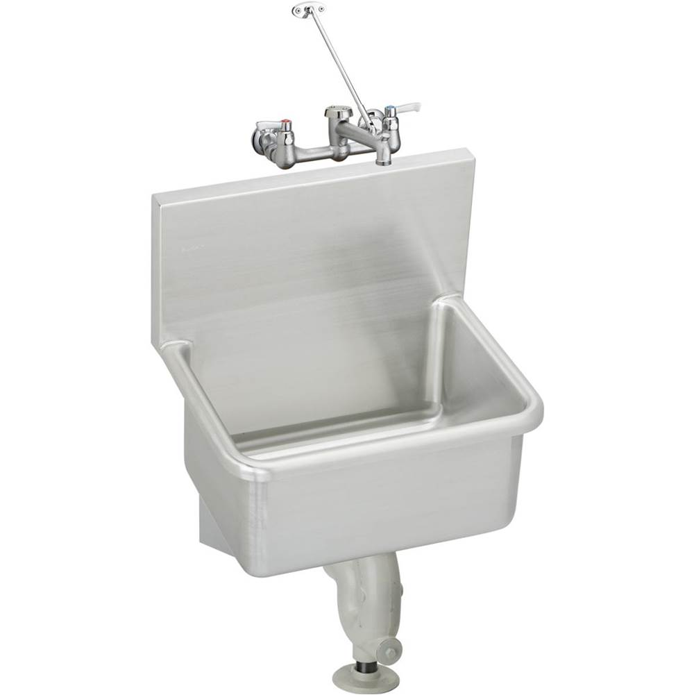 Elkay Wall Mount Laundry And Utility Sinks item ESSW2520C