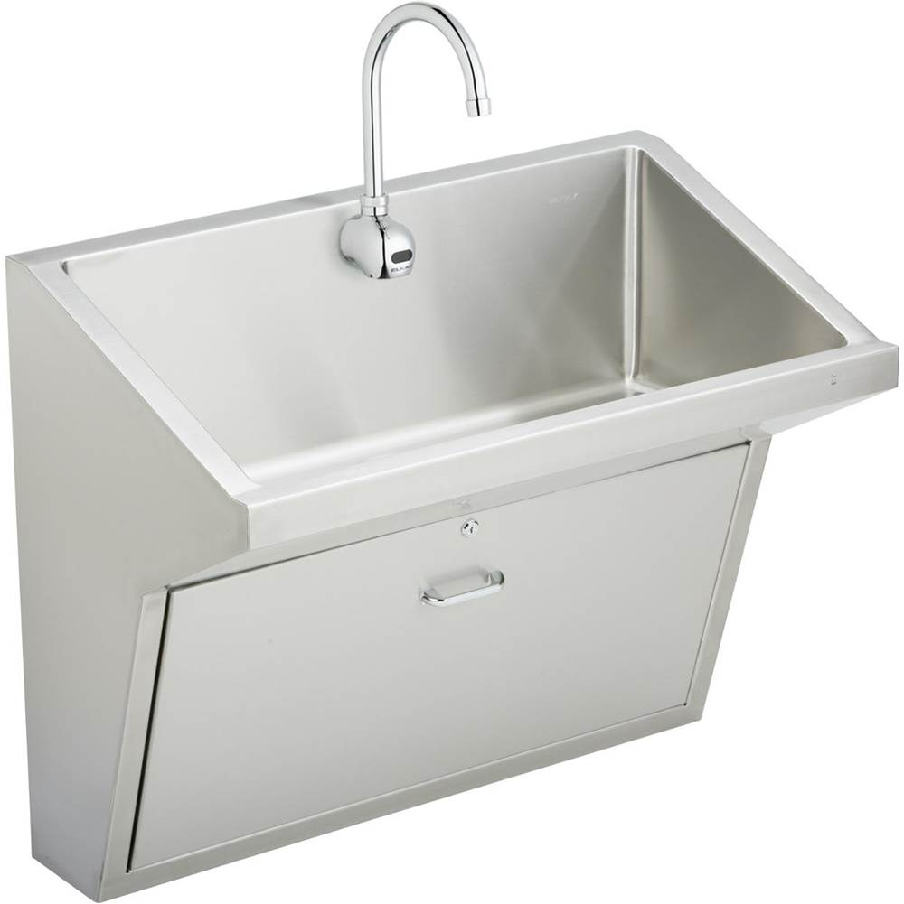 Elkay Wall Mount Laundry And Utility Sinks item EWSFAD13620SACC
