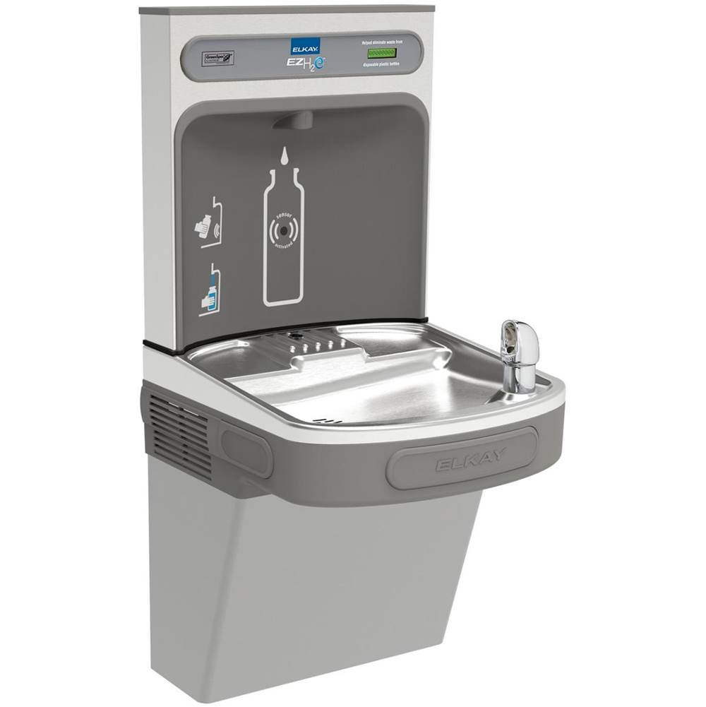 Elkay Wall Mount Drinking Fountains item EZS8WSVRLK