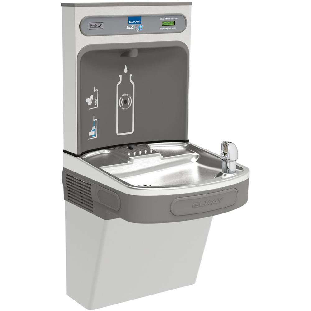 Elkay Wall Mount Drinking Fountains item EZS8WSVRSK