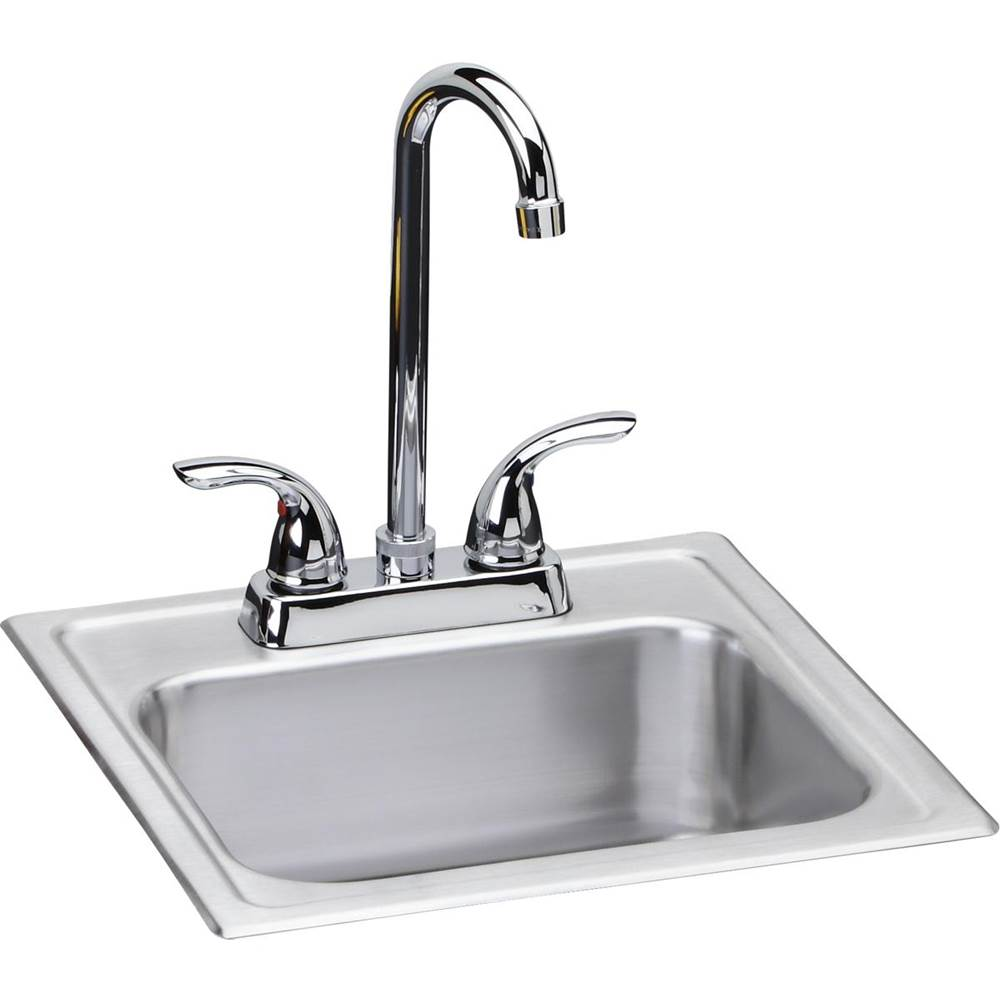 Elkay Drop In Bar Sinks item DSEP1515C