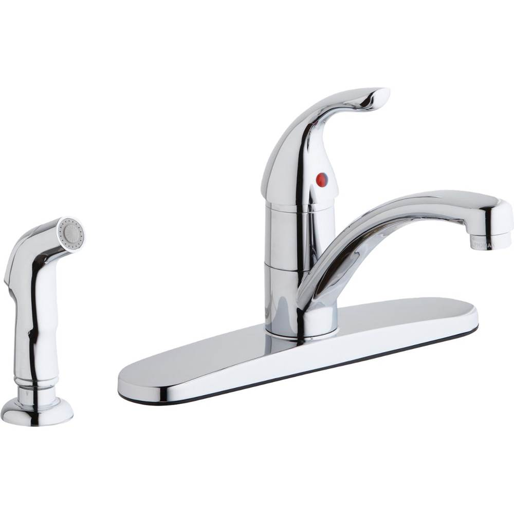 Elkay Single Hole Kitchen Faucets item LK1001CR