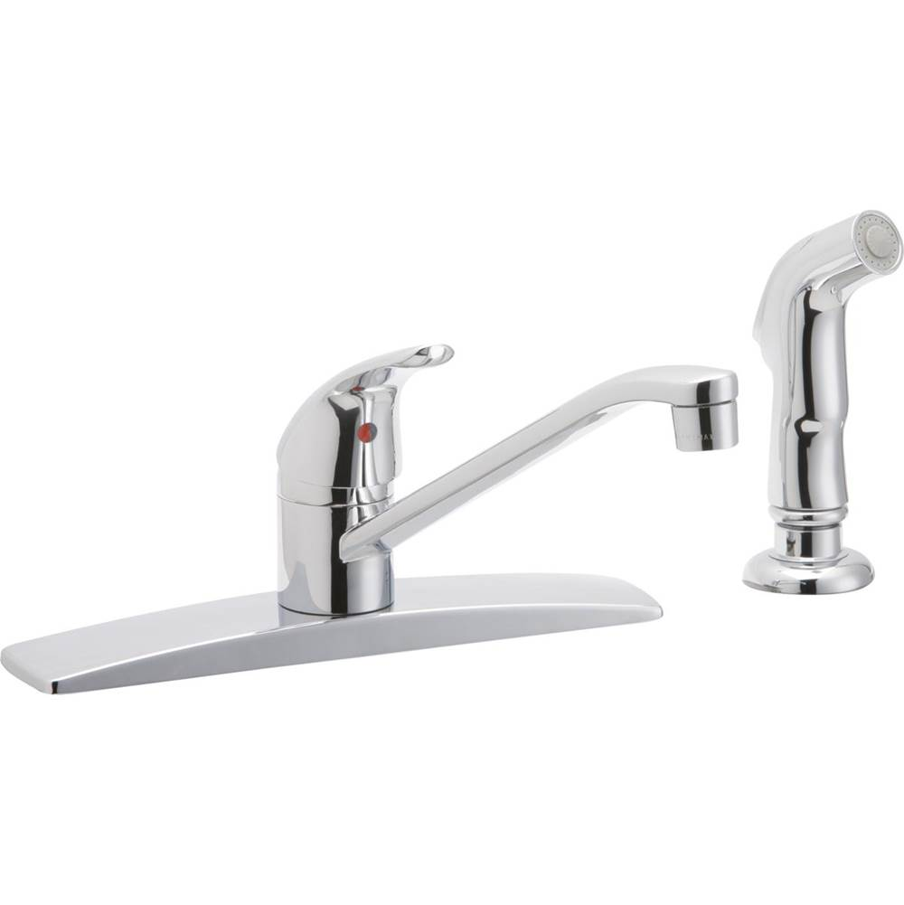Elkay Deck Mount Kitchen Faucets item LK2478CR