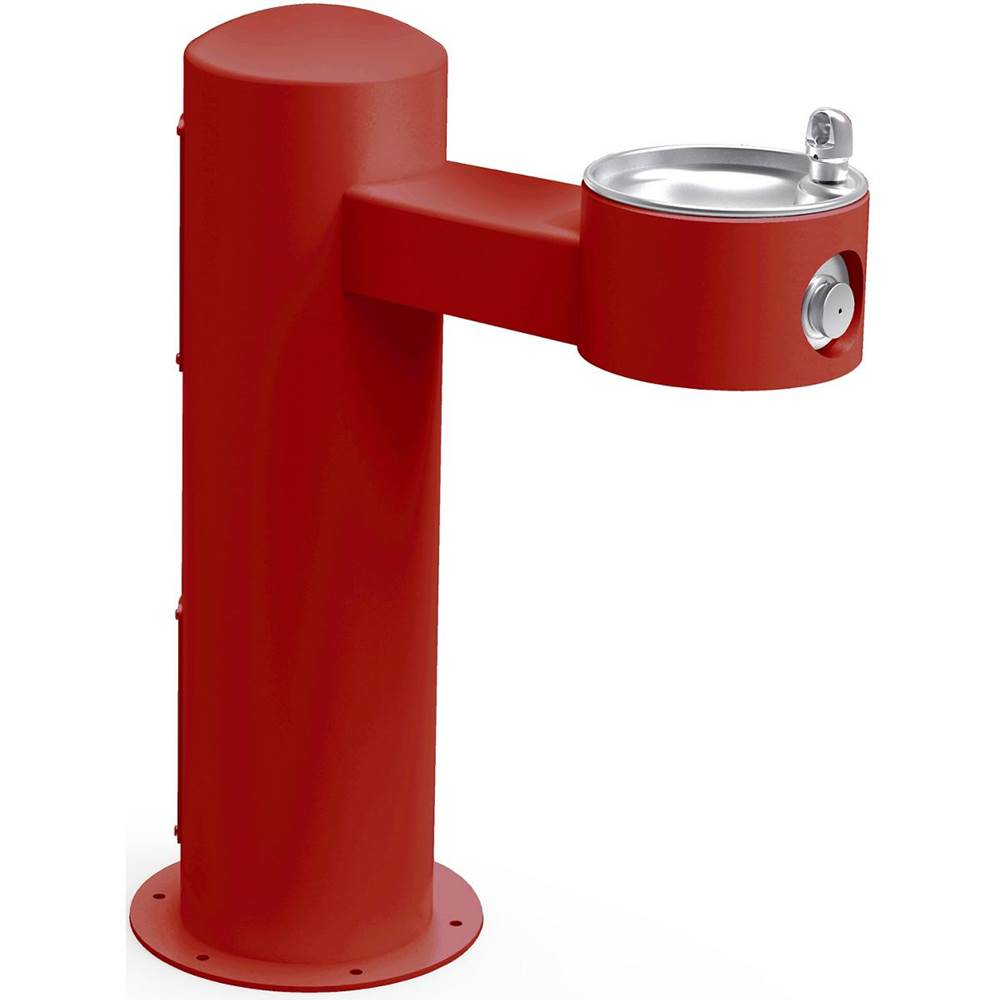Elkay  Drinking Fountains item LK4410RED