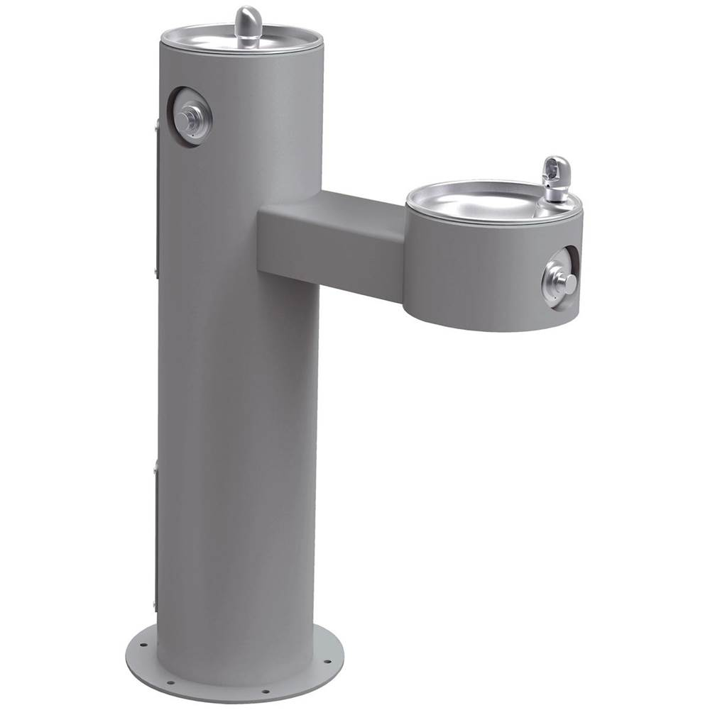 Elkay  Drinking Fountains item LK4420FRKGRY