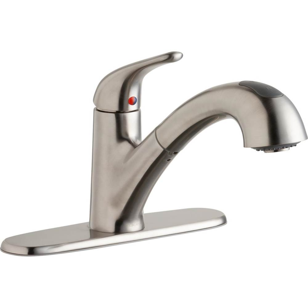 Elkay Deck Mount Kitchen Faucets item LK5000LS