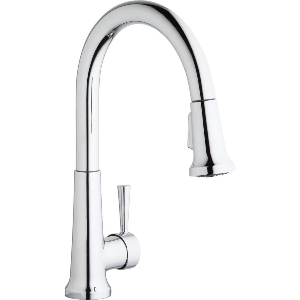 Elkay Single Hole Kitchen Faucets item LK6000CR