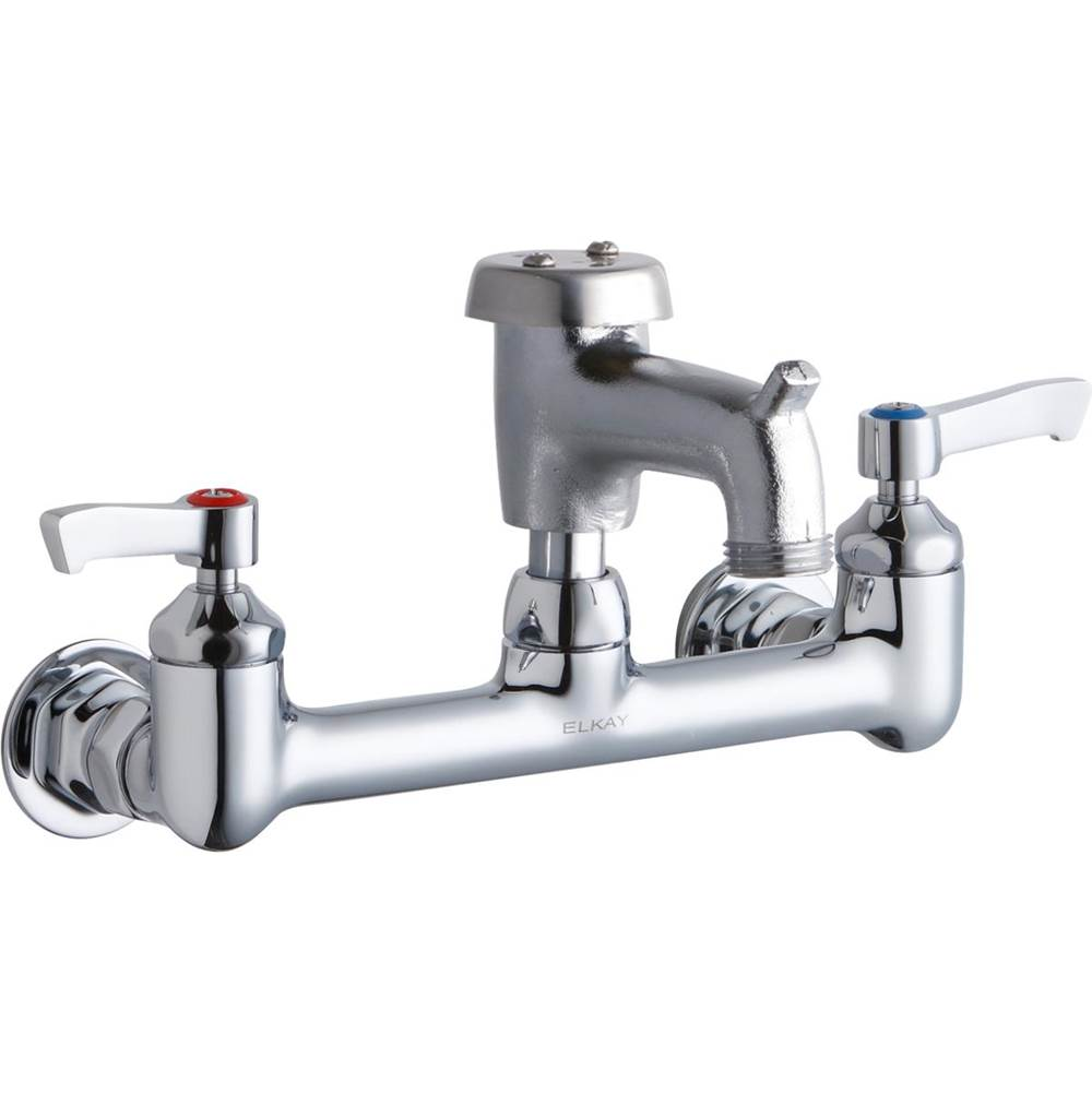 Elkay Wall Mount Laundry Sink Faucets item LK940BR03L2H
