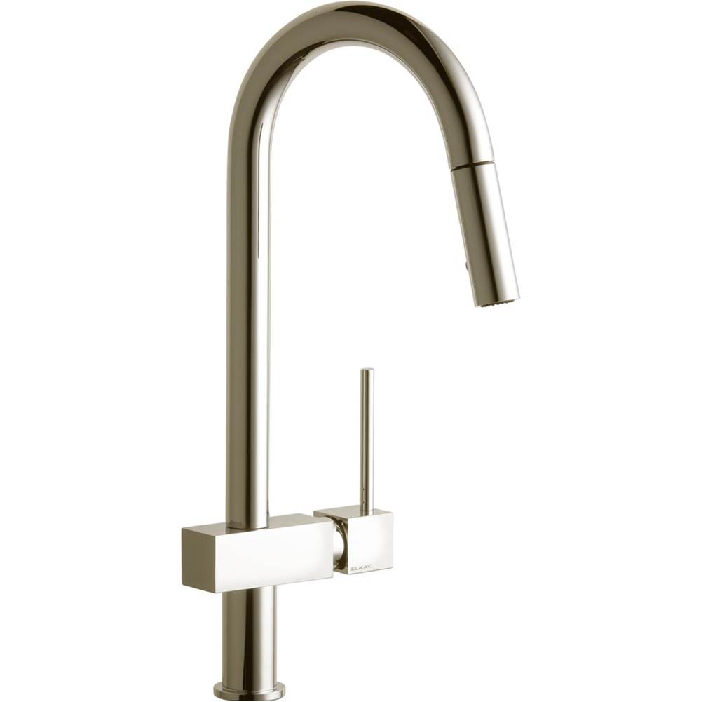 Elkay Single Hole Kitchen Faucets item LKAV1031NK