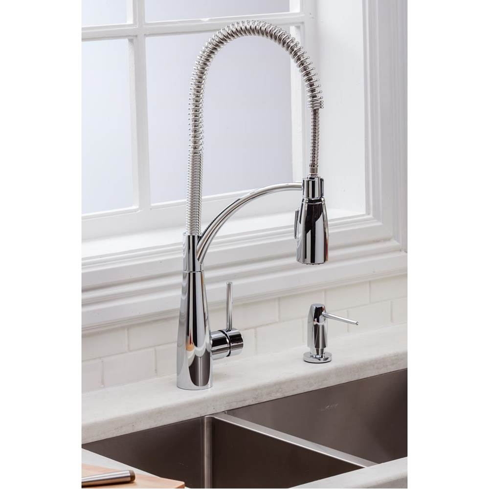 Elkay Single Hole Kitchen Faucets item LKAV4061CR