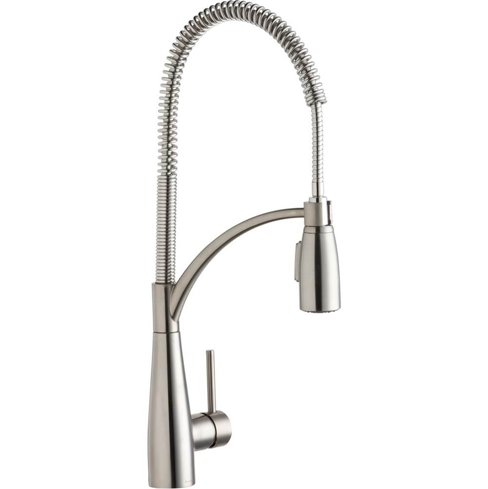 Elkay Single Hole Kitchen Faucets item LKAV4061LS