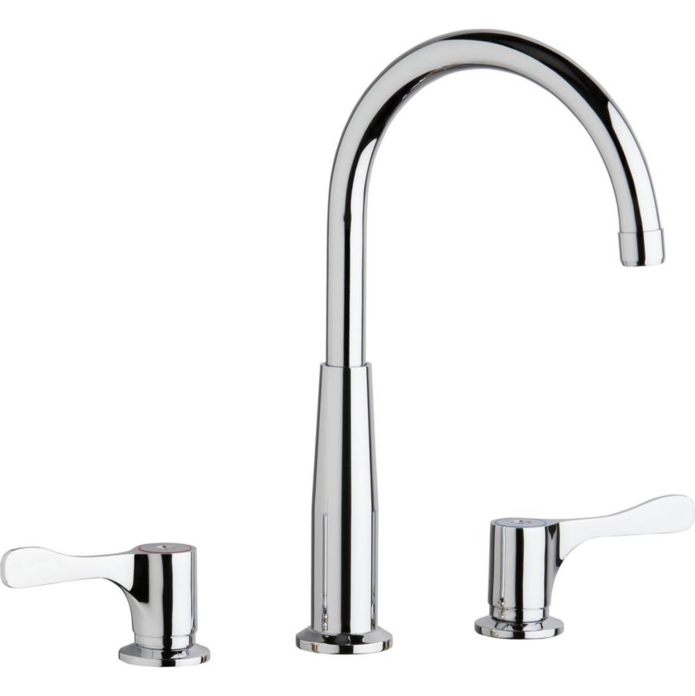 Elkay Deck Mount Kitchen Faucets item LKD232SBH5C