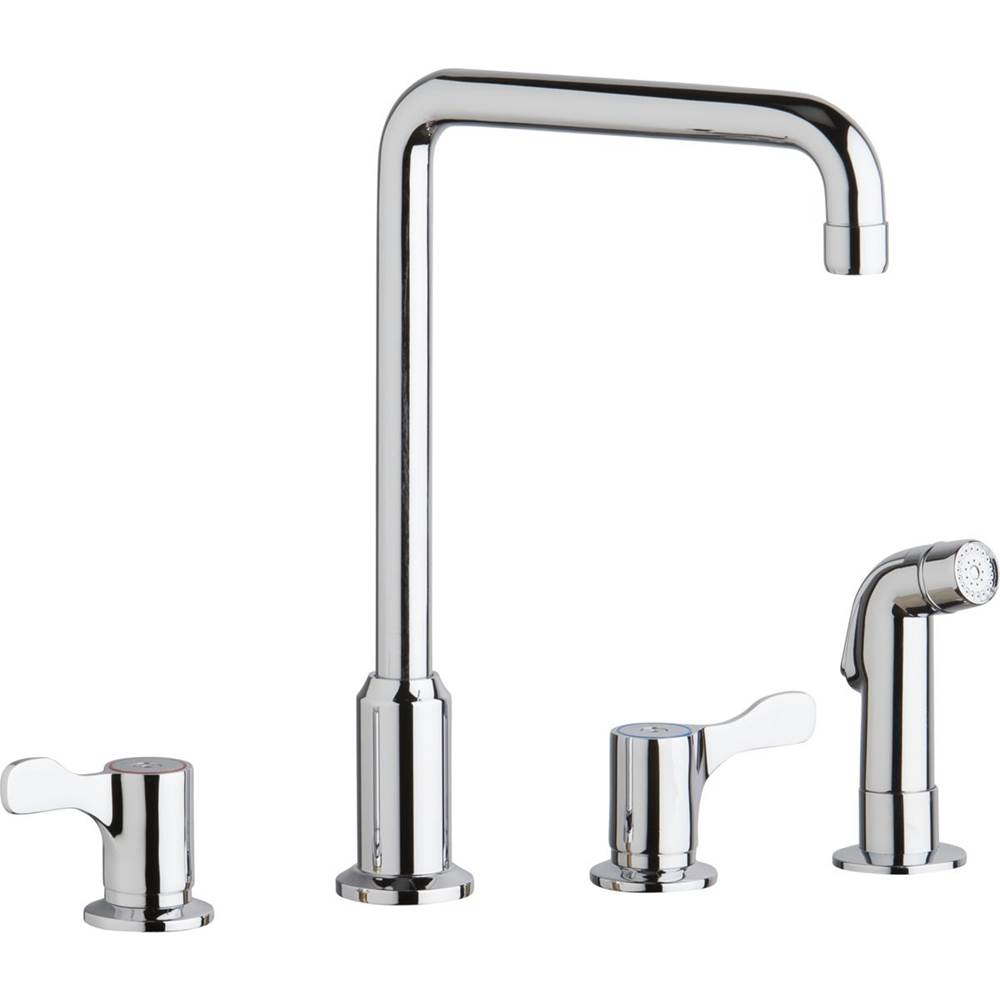 Elkay Deck Mount Kitchen Faucets item LKD2433C