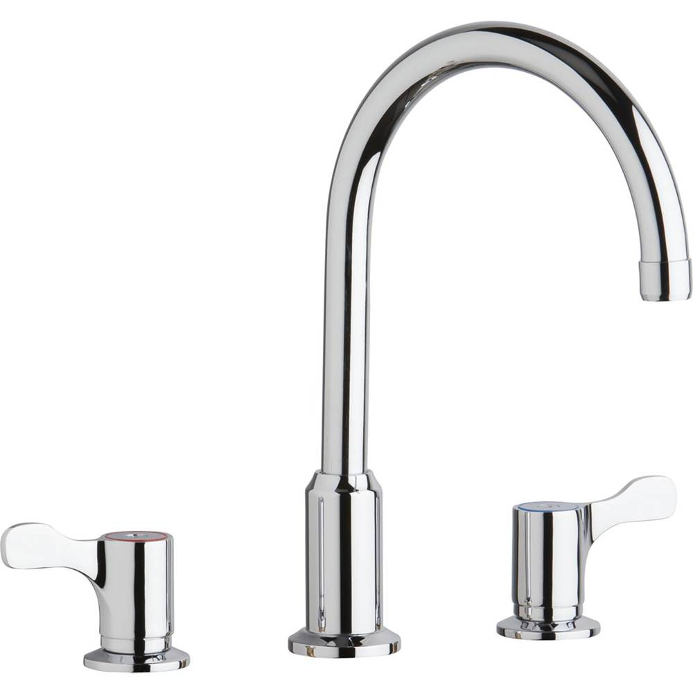 Elkay Deck Mount Kitchen Faucets item LKD2439C