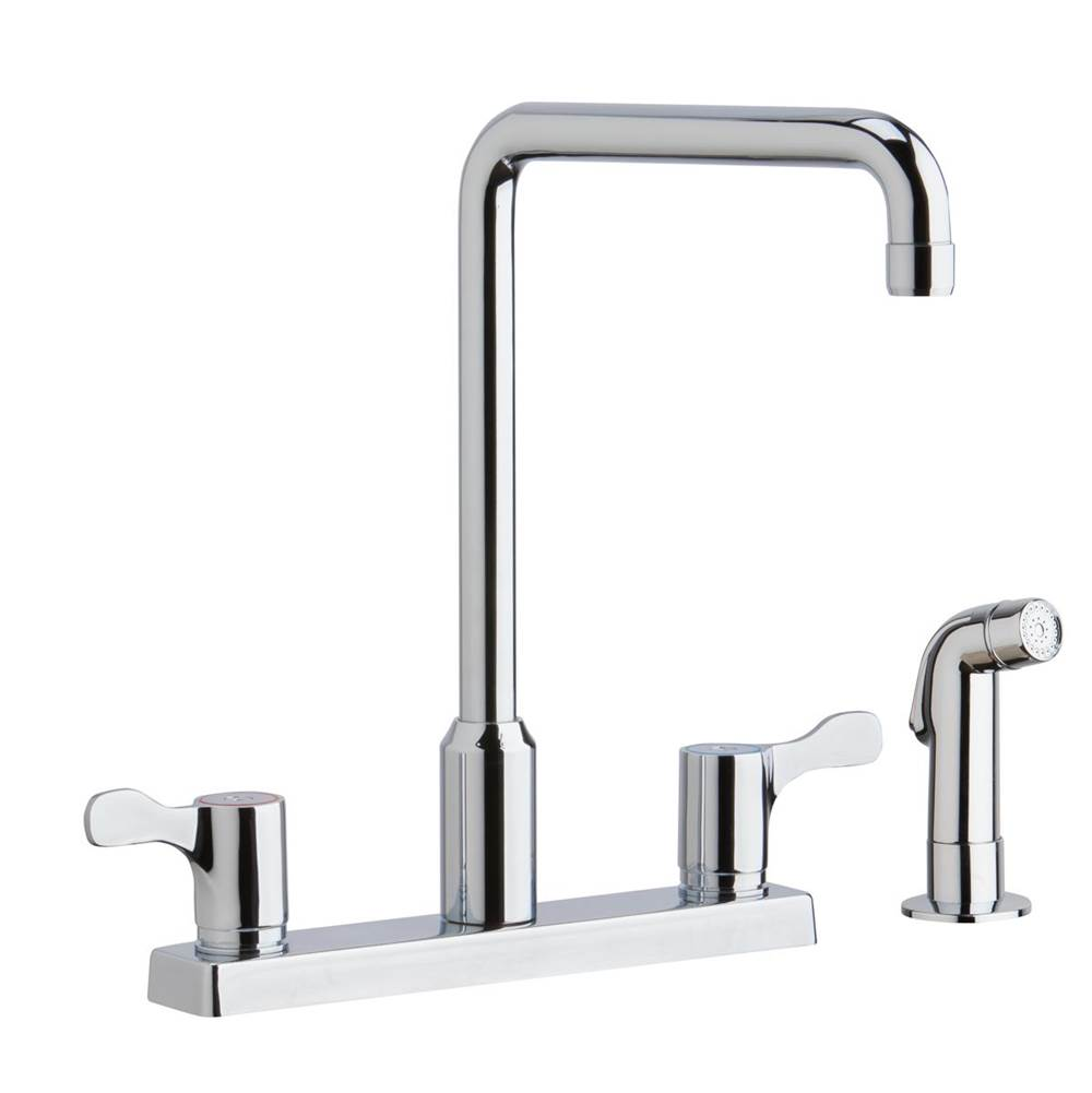 Elkay Deck Mount Kitchen Faucets item LKD2443C
