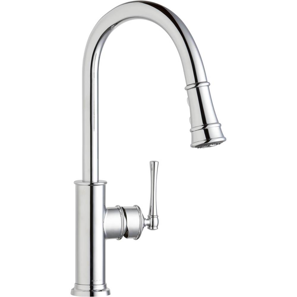 Elkay Single Hole Kitchen Faucets item LKEC2031CR