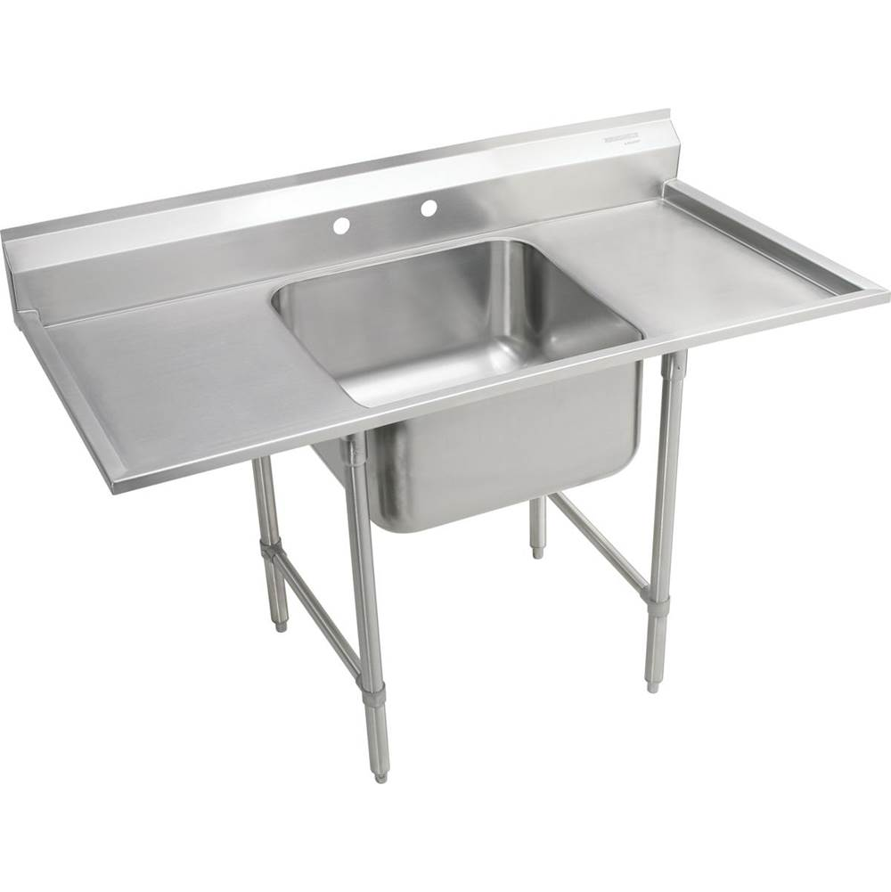 Elkay Console Laundry And Utility Sinks item RNSF8118LR2