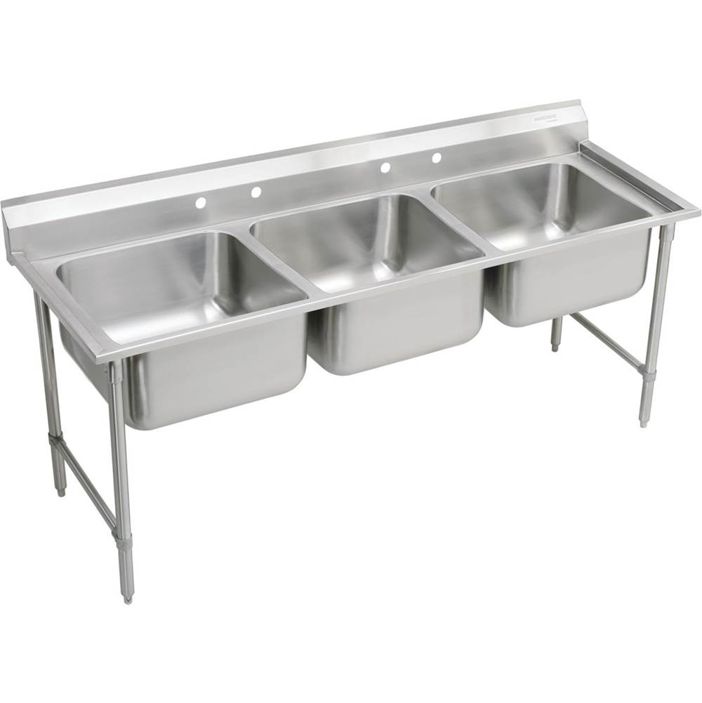 Elkay Console Laundry And Utility Sinks item RNSF83724