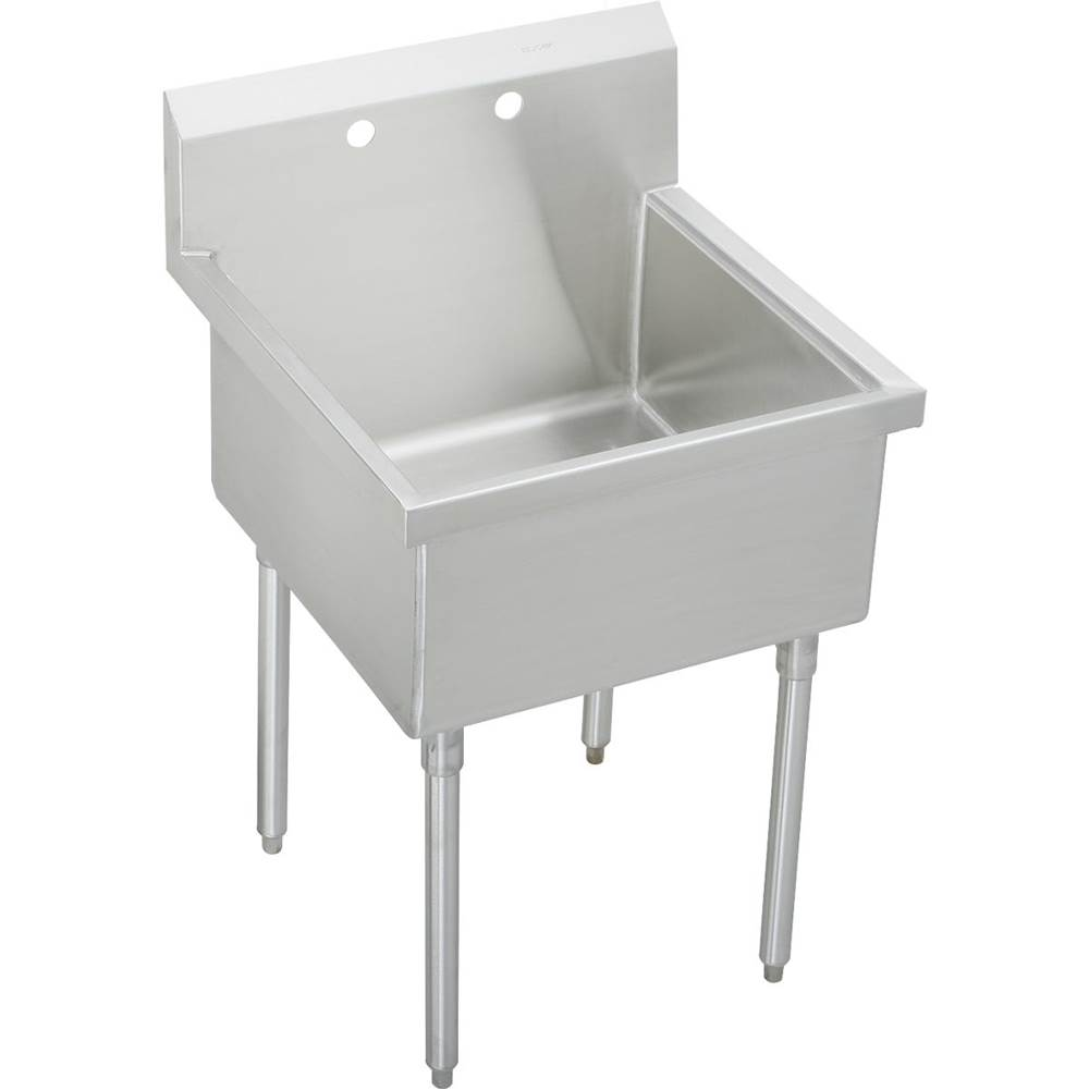 Elkay Console Laundry And Utility Sinks item SS8130OF1