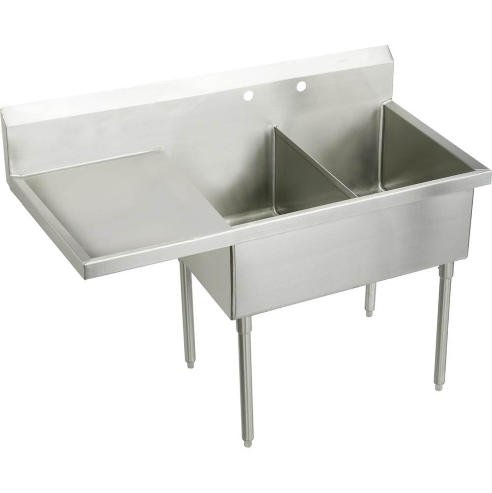 Elkay Console Laundry And Utility Sinks item SS8260L4