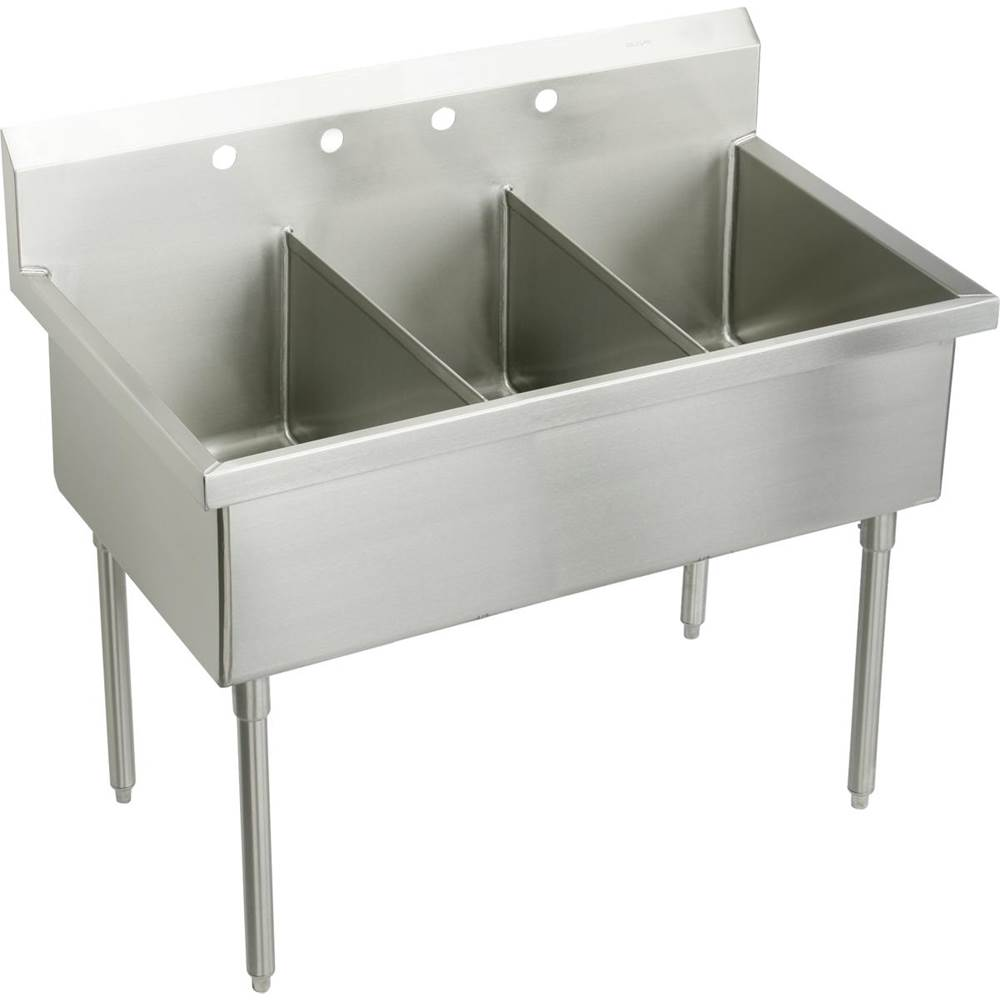 Elkay Console Laundry And Utility Sinks item SS8360OF3