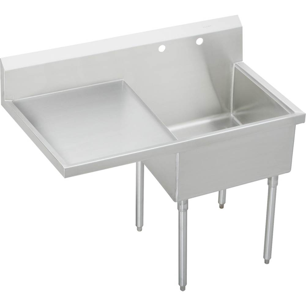 Elkay Console Laundry And Utility Sinks item WNSF8124L1
