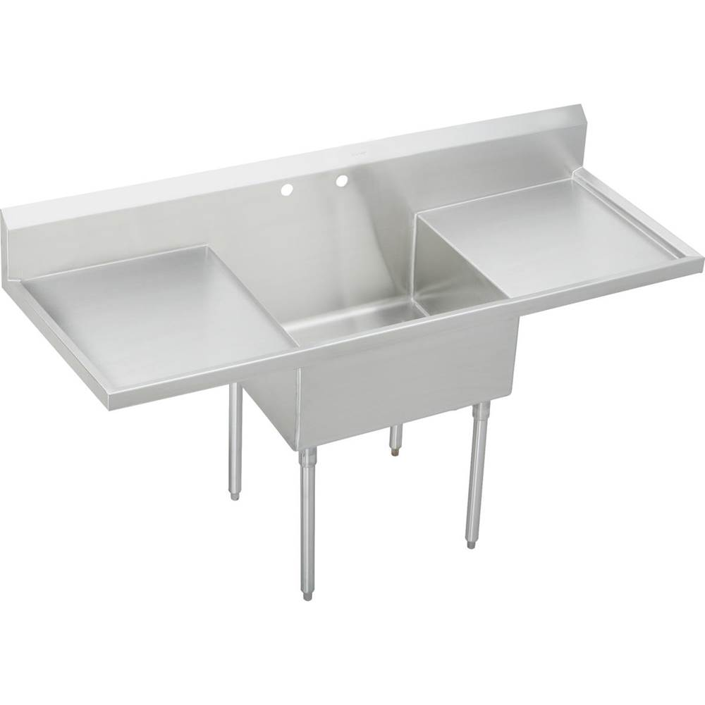 Elkay Console Laundry And Utility Sinks item WNSF8136LROF2