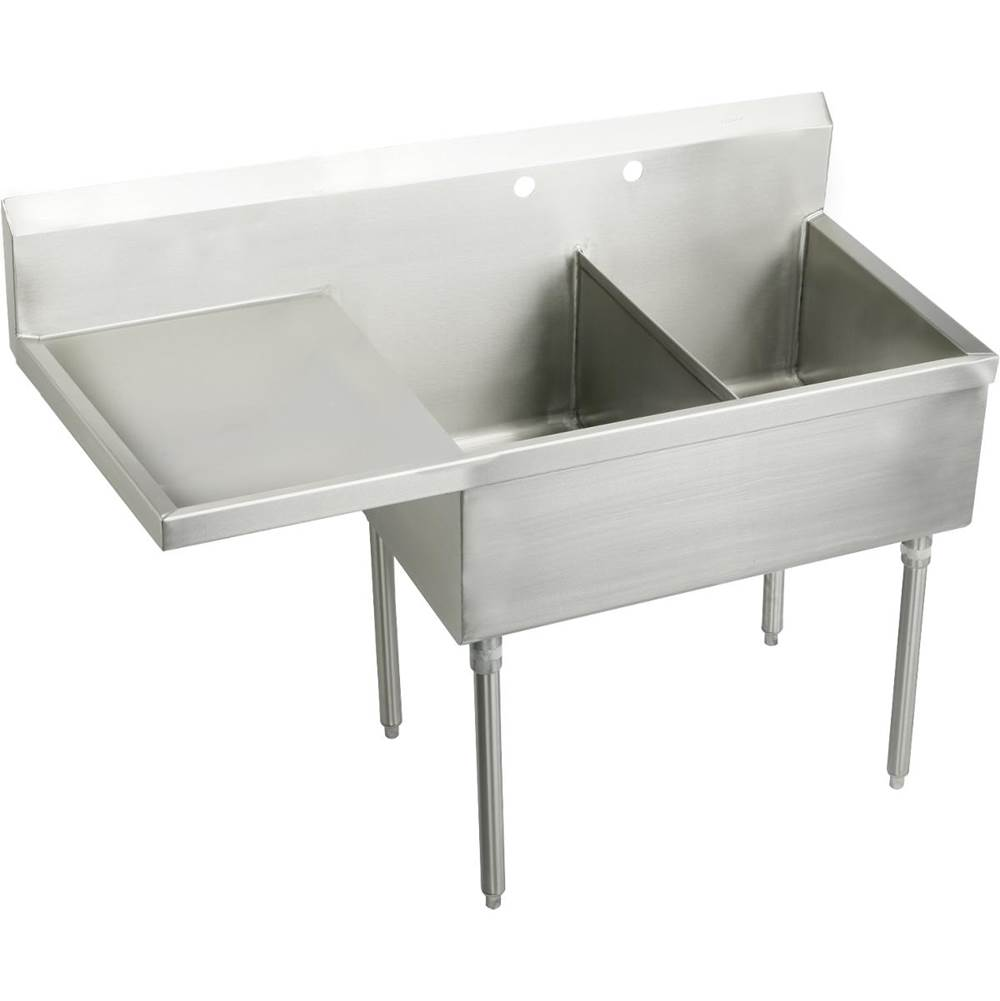 Elkay Console Laundry And Utility Sinks item WNSF8230LOF2