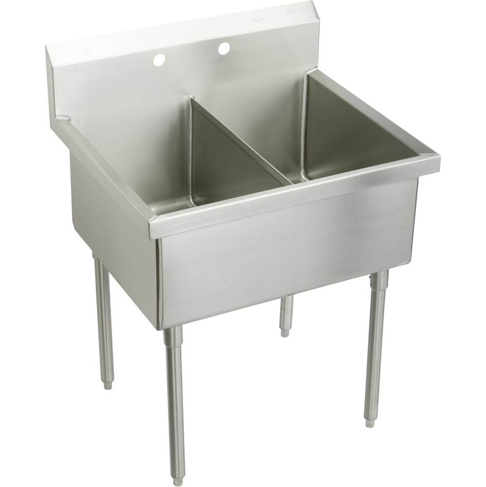 Elkay Console Laundry And Utility Sinks item WNSF8236OF2
