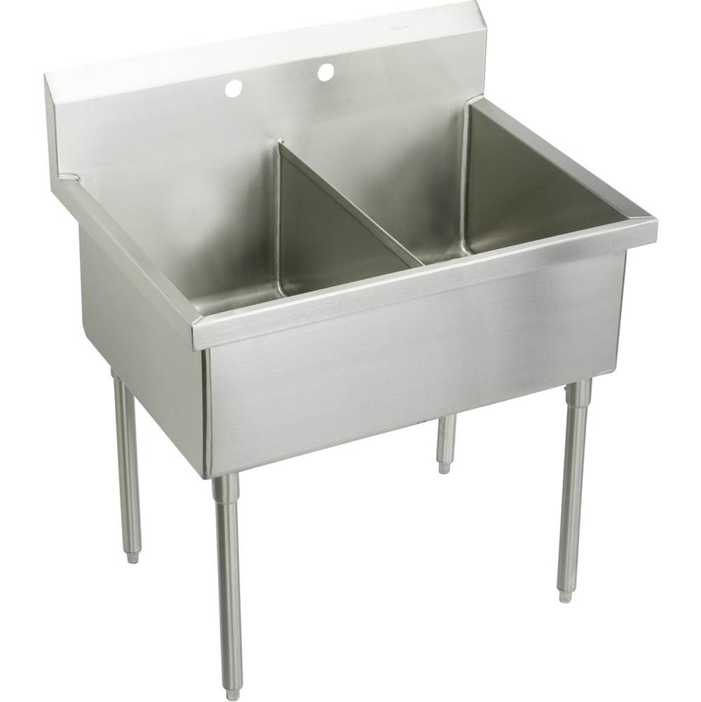 Elkay Console Laundry And Utility Sinks item WNSF82544