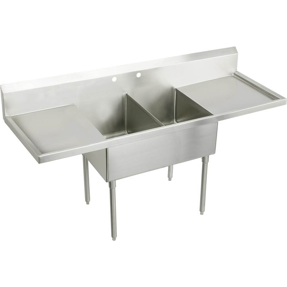 Elkay Console Laundry And Utility Sinks item WNSF8254LR4