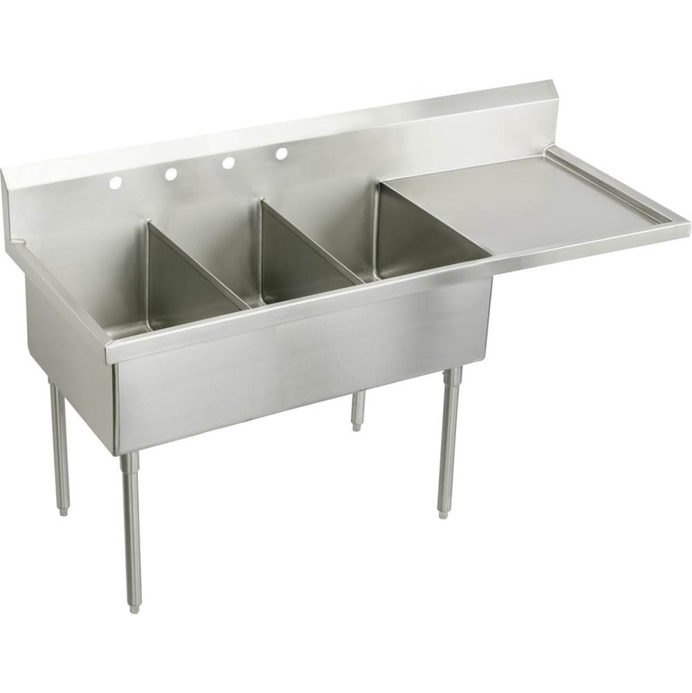 Elkay Console Laundry And Utility Sinks item WNSF8372R4