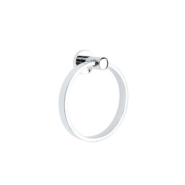 Emtek Towel Rings Bathroom Accessories item 280110US10B
