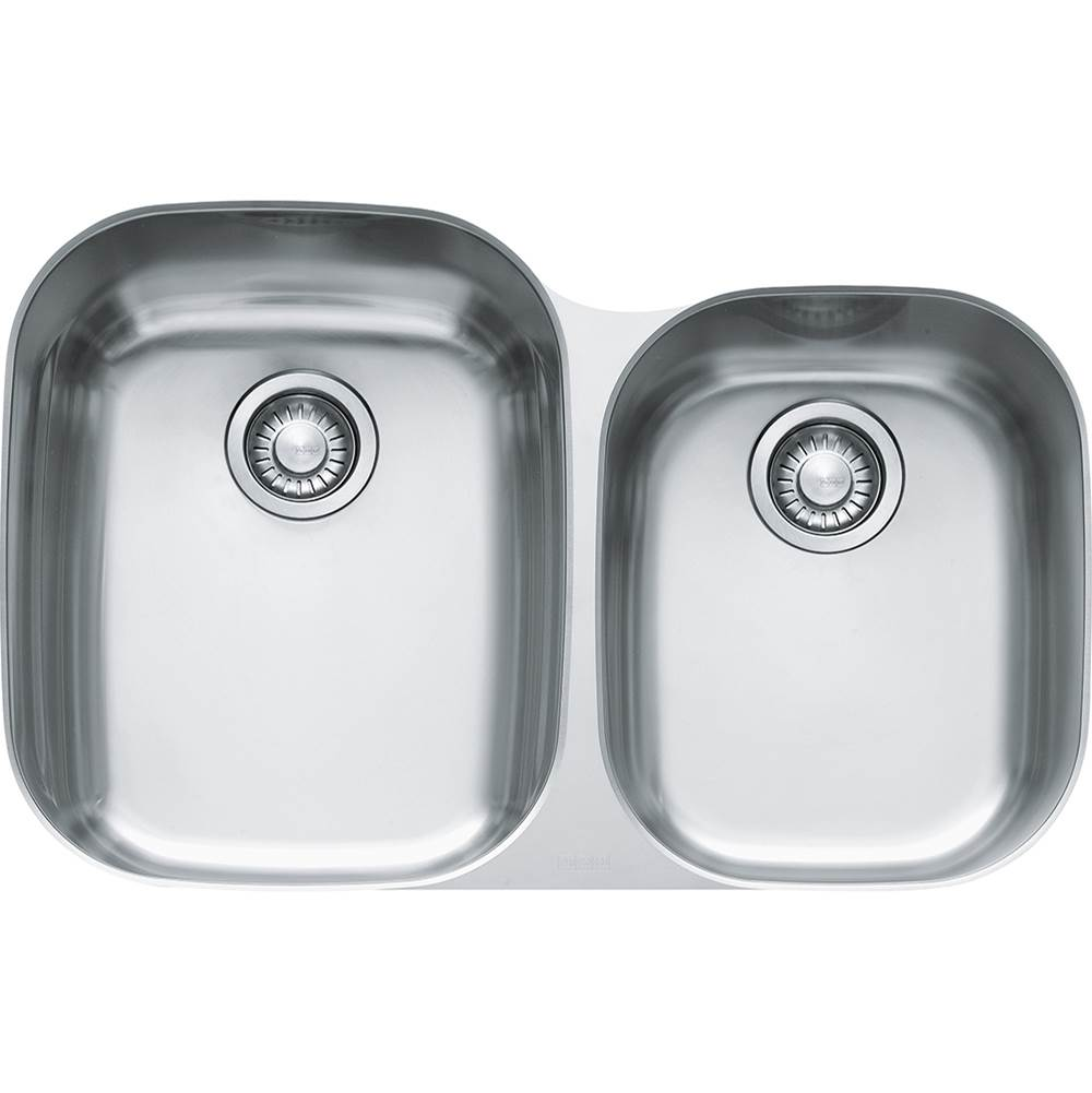 Franke Undermount Kitchen Sinks item RGX160