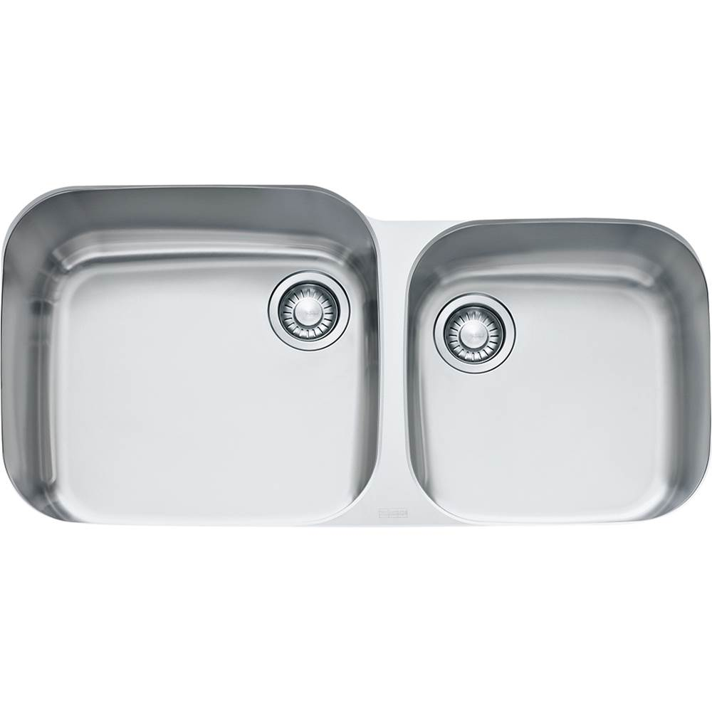 Franke Undermount Kitchen Sinks item GNX120