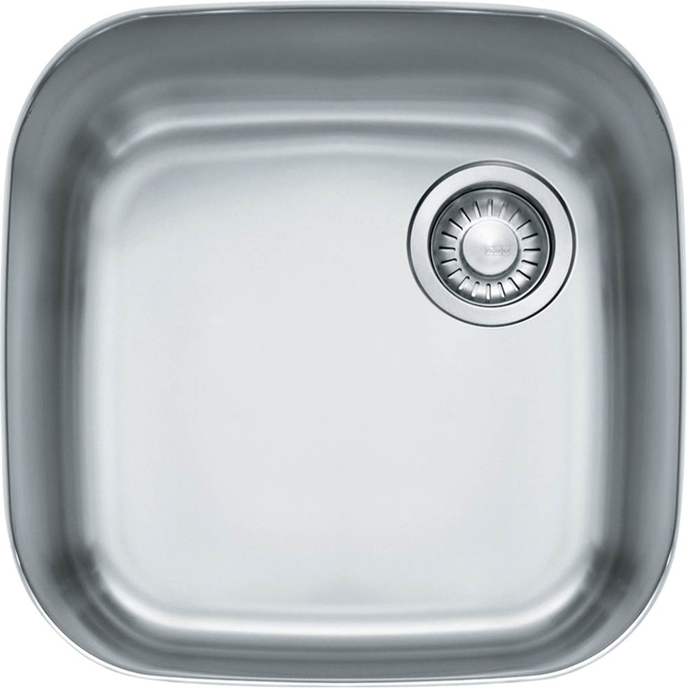 Franke Undermount Kitchen Sinks item GNX11016