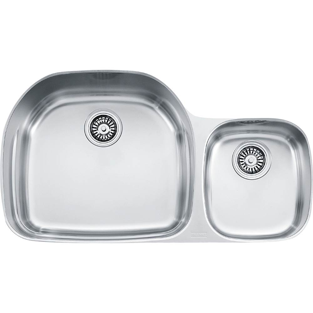 Franke Undermount Kitchen Sinks item PCX12009