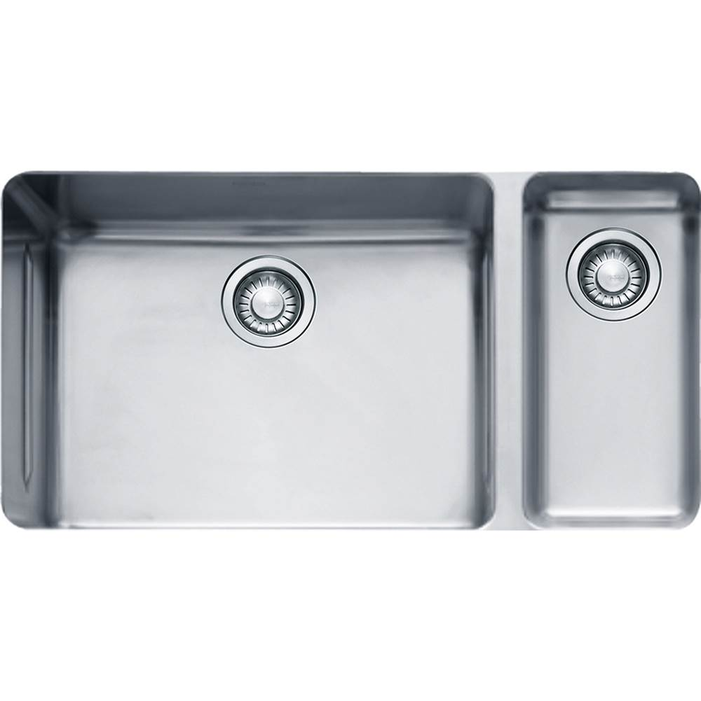 Franke Undermount Kitchen Sinks item KBX160