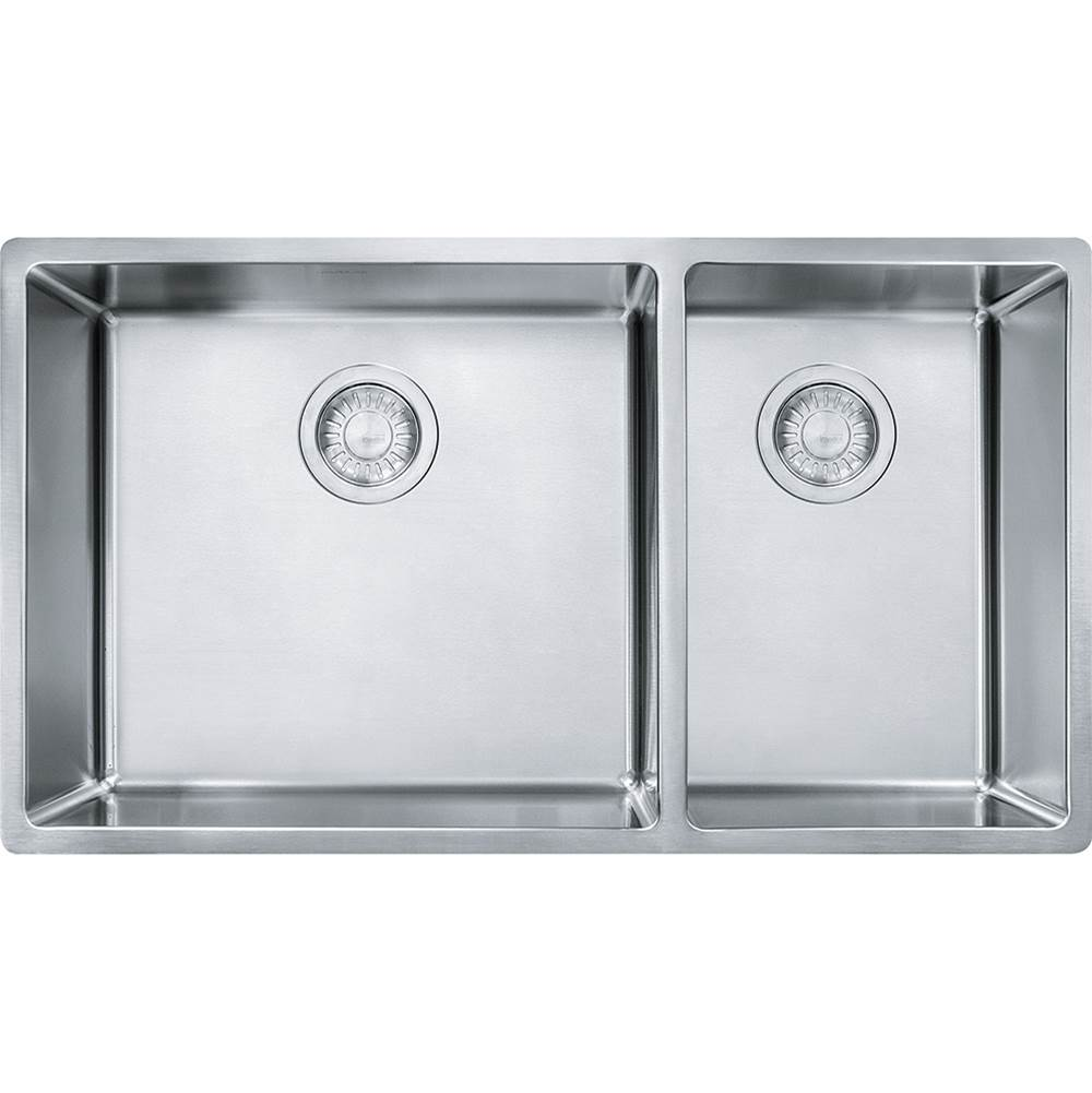 Franke Undermount Kitchen Sinks item CUX160